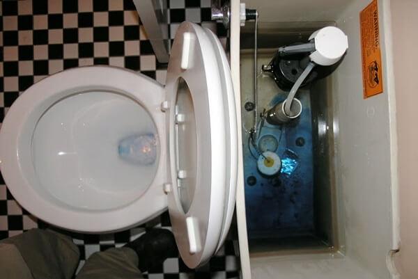 Comment détecter une fuite d'eau à l'aveuglette ?