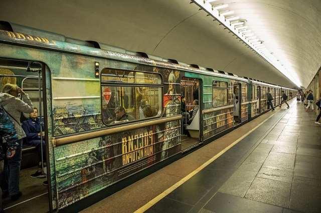 Le projet du nouveau métro de Moscou confié à l'homme fort de l'exploitation minière russe : Iskander Makhmudov